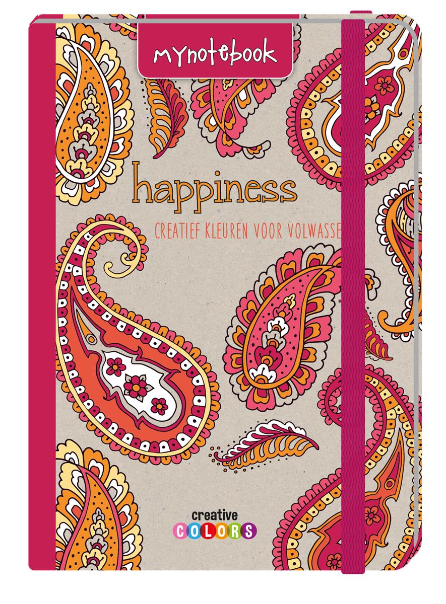 Cover notitieboekje Flowers.indd