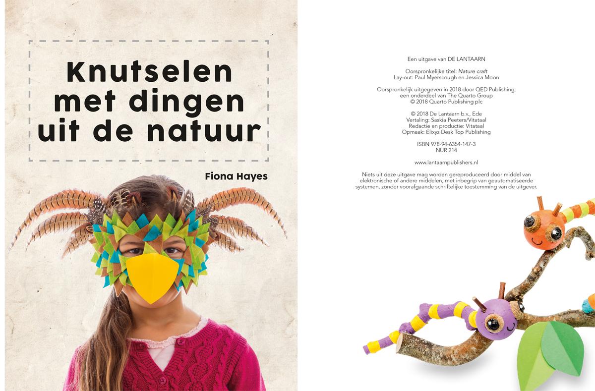 Betere Knutselen met dingen uit de natuur – Lantaarn Publishers XF-76